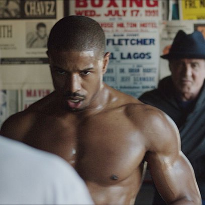 creed-michael-b-jordan-4 Poster