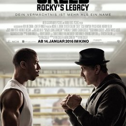 Creed - Rocky's Legacy / Creed Poster