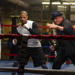 Creed - Rocky's Legacy / Creed / Michael B. Jordan / Sylvester Stallone Poster