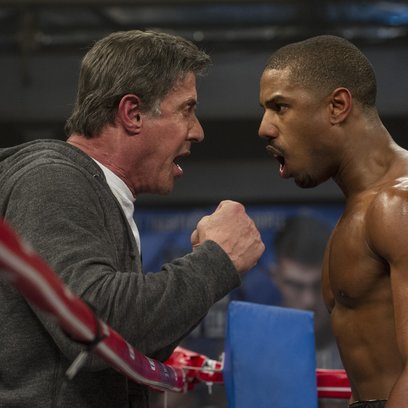 Creed - Rocky's Legacy / Creed / Sylvester Stallone / Michael B. Jordan Poster