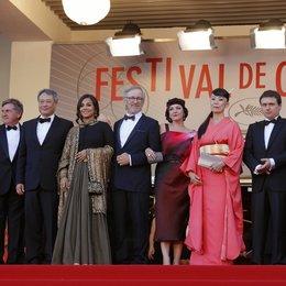 Jury / 66. Internationale Filmfestspiele von Cannes 2013 / Nicole Kidman / Daniel Auteuil / Ang Lee / Vidya Balan / Steven Spielberg / Lynne Ramsay / Naomi Kawase / Cristian Mungiu / Christoph Waltz Poster