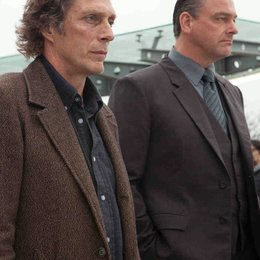Crossing Lines (2. Staffel, 12 Folgen) / William Fichtner / Ray Stevenson Poster