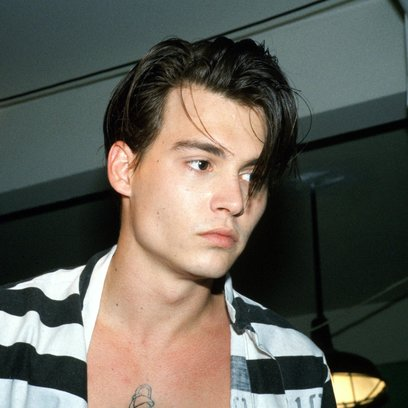 Cry Baby / Johnny Depp Poster
