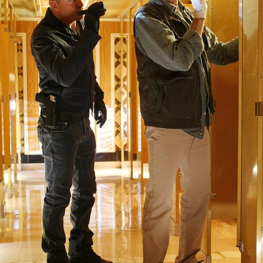 CSI: Vegas / Ted Danson / George Eads Poster