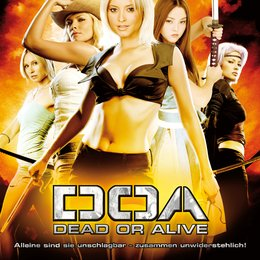 D.O.A. - Dead or Alive / Dead or Alive Poster