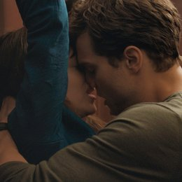 Fifty Shades of Grey / Dakota Johnson / Jamie Dornan Poster