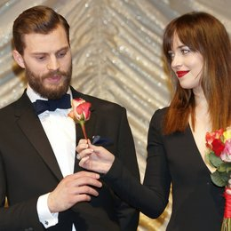 Jamie Dornan / Dakota Johnson / Internationale Filmfestspiele Berlin 2015 / Berlinale 2015 Poster