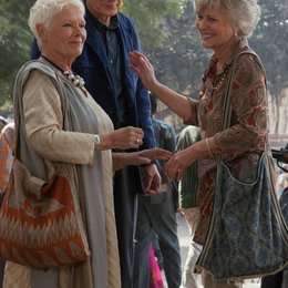 Best Exotic Marigold Hotel 2 / Dame Judi Dench / Bill Nighy / Diana Hardcastle