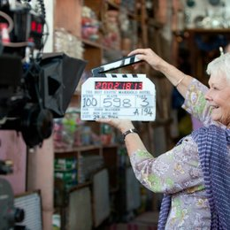 Best Exotic Marigold Hotel / Set / Dame Judi Dench Poster