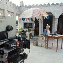 Best Exotic Marigold Hotel / Set / Dame Judi Dench