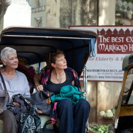 Best Exotic Marigold Hotel, The / Dame Judi Dench / Celia Imrie Poster