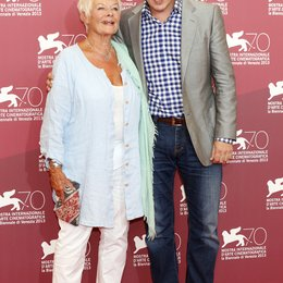 Dame Judi Dench / Steve Coogan / 70. Internationale Filmfestspiele Venedig 2013