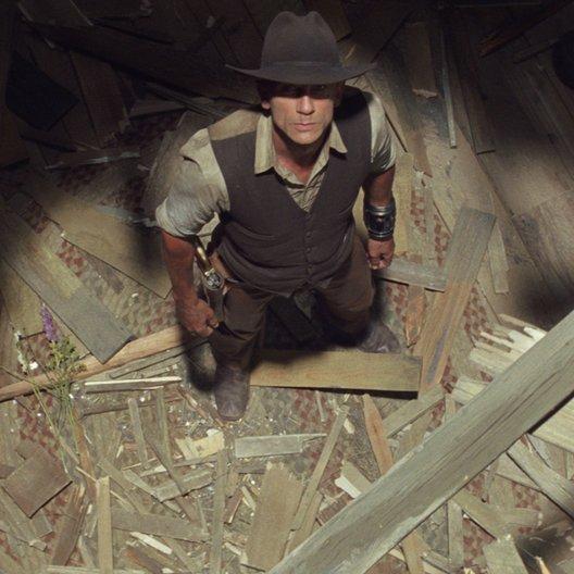 Cowboys & Aliens / Daniel Craig Poster