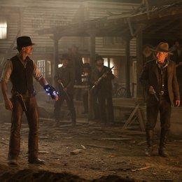 Cowboys & Aliens / Daniel Craig / Harrison Ford Poster