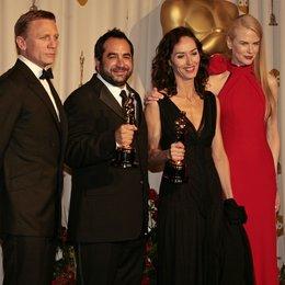 Craig, Daniel / Caballero, Eugenio / Revuelta, Pilar / Kidman, Nicole / 79. Academy Award 2007 / Oscarverleihung 2007 Poster