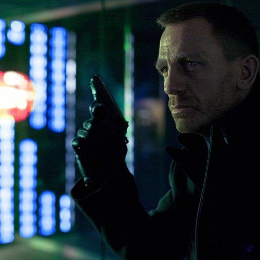 Daniel Craig als James Bond Poster