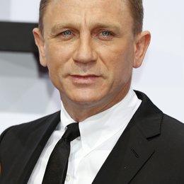 "Daniel Craig / Filmpremiere ""Skyfall"" Poster"