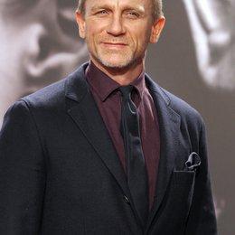 "Daniel Craig / Filmpremiere ""Verblendung"" Poster"