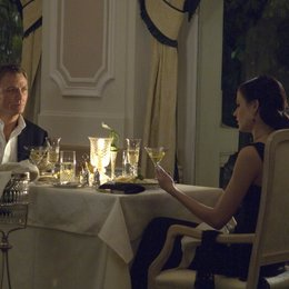 James Bond 007: Casino Royale / Daniel Craig / Eva Green Poster