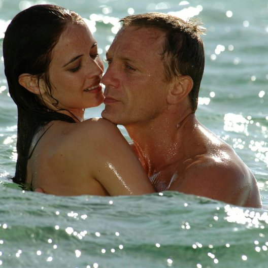 James Bond 007: Casino Royale / Eva Green / Daniel Craig Poster