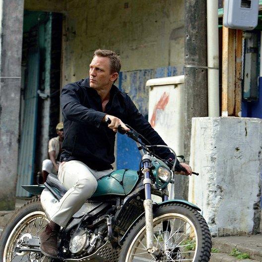 James Bond 007: Ein Quantum Trost / Daniel Craig Poster