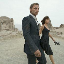 James Bond 007: Ein Quantum Trost / Daniel Craig / Olga Kurylenko Poster