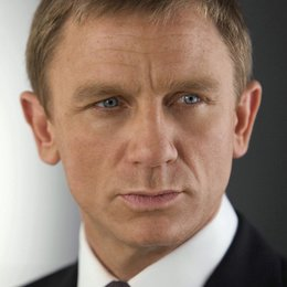 James Bond 007: Ein Quantum Trost / James Bond 007: Quantum of Solace / Daniel Craig Poster