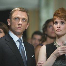 James Bond 007: Ein Quantum Trost / James Bond 007: Quantum of Solace / Daniel Craig / Gemma Arterton / James Bond - Bond 50: Die Jubiläums-Collection / Daniel Craig - Doppelbox Poster
