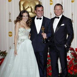 Parker, Sarah Jessica / O'Connor, Michael / Craig, Daniel / Oscar 2009 / 81th Annual Academy Awards Poster