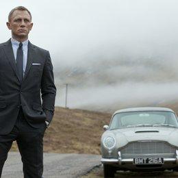 Skyfall / Daniel Craig / James Bond 007 - Casino Royale / Ein Quantum Trost / Skyfall Poster