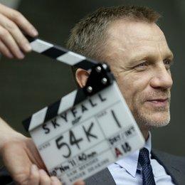 Skyfall / Set / Daniel Craig Poster