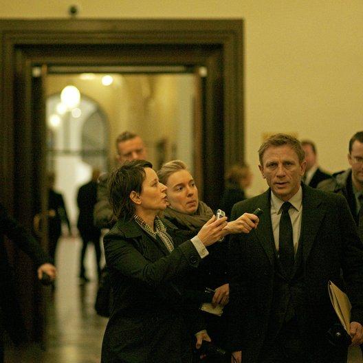 Verblendung / Daniel Craig Poster