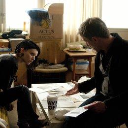 Verblendung / Rooney Mara / Daniel Craig Poster