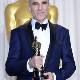 Daniel Day-Lewis / 85th Academy Awards 2013 / Oscar 2013 Poster