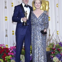 Daniel Day-Lewis / Meryl Streep / 85th Academy Awards 2013 / Oscar 2013