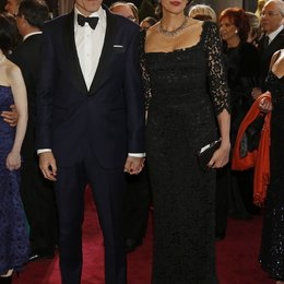 Daniel Day-Lewis / Rebecca Miller / 85th Academy Awards 2013 / Oscar 2013