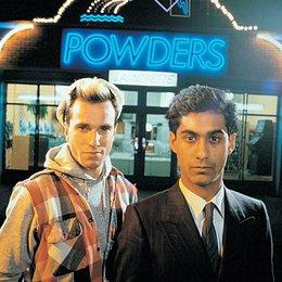 Mein wunderbarer Waschsalon / Daniel Day-Lewis / Saeed Jaffrey Poster