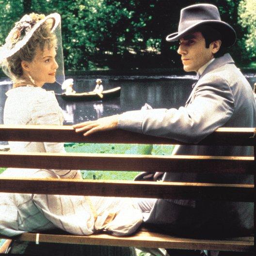 Zeit Der Unschuld / Michelle Pfeiffer / Daniel Day-Lewis Poster