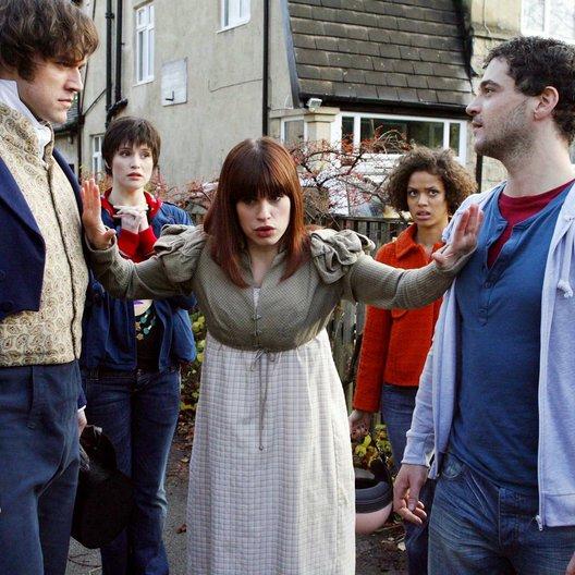 Lost in Austen / Jemima Rooper / Elliot Cowan / Gemma Arterton / Gugu Mbatha-Raw / Daniel Percival