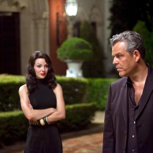 Magic City / Jessica Marais / Danny Huston Poster