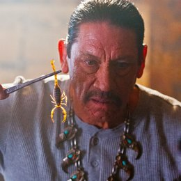 Force of Execution / Danny Trejo Poster
