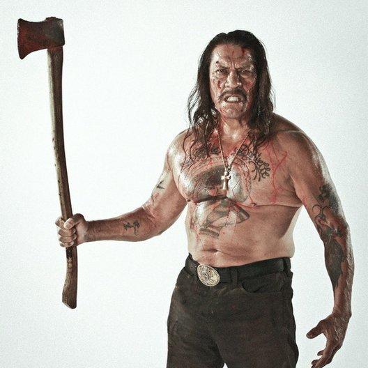 Zombie Hunter / Danny Trejo Poster