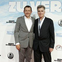 """Dany Boon / Stephan Hutter / Filmpremiere """"Nichts zu verzollen"""" Poster"""