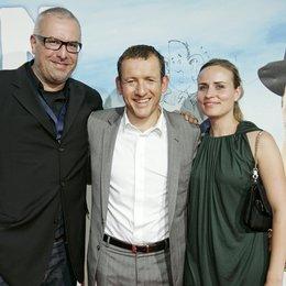 """Götz Gerlach / Dany Boon / Isabel Schütt / Filmpremiere """"Nichts zu verzollen"""" Poster"""