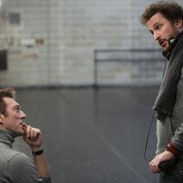 Black Swan / Set / Vincent Cassel / Darren Aronofsky