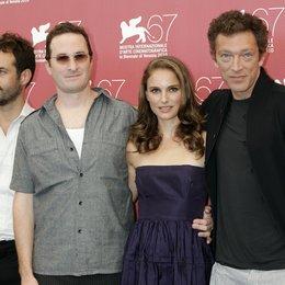 Millepied, Benjamin / Aronofsky, Darren / Portman, Natalie / Cassel, Vincent / 67. Internationale Filmfestspiele Venedig 2010