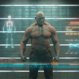 Guardians of the Galaxy / Dave Bautista Poster