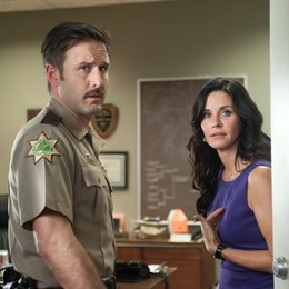 Scream 4 / David Arquette / Courteney Cox Poster