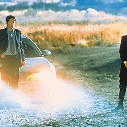 Akte X - Der Film / David Duchovny / Gillian Anderson Poster