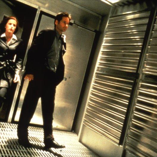 Akte X - Der Film / Gillian Anderson / David Duchovny Poster